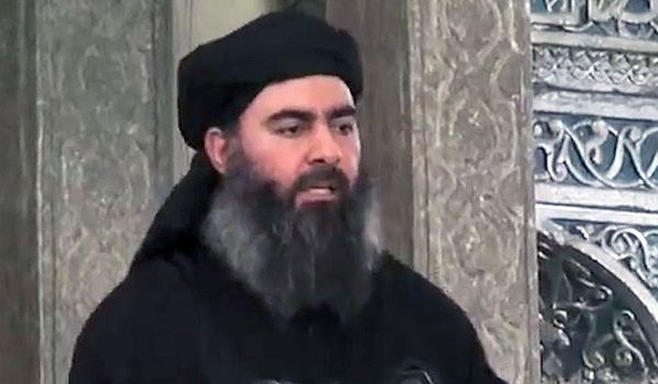 ISIS Leader Al-Baghdadi Released Voice Message For His Followers For First Time In Months