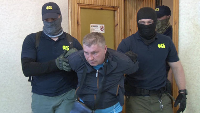 Russian Security Forces Detained Two Ukrainian Spies In Crimea