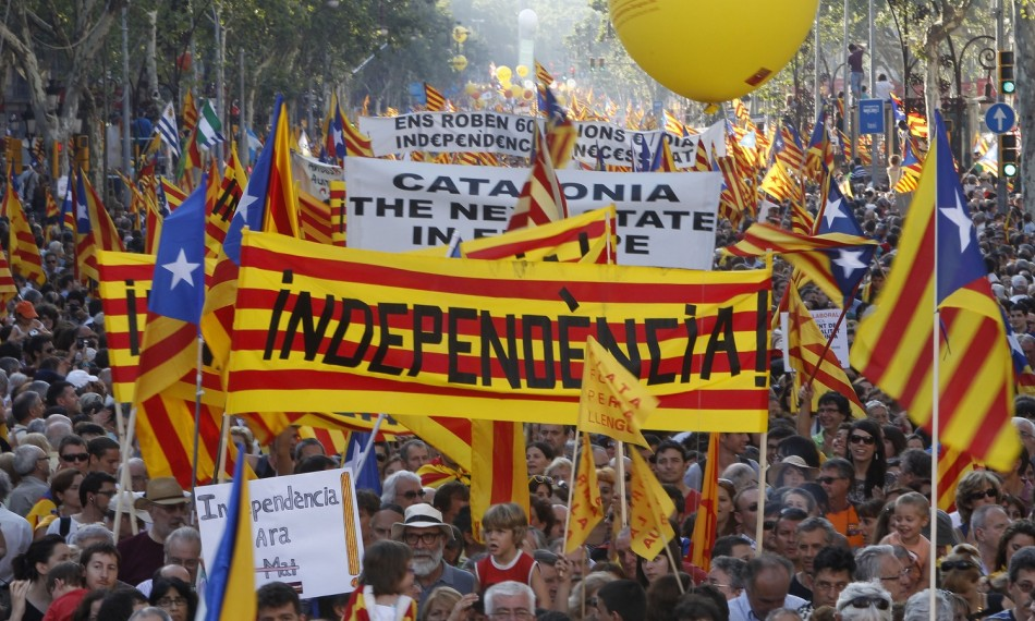 Spanish Government Continues Efforts To Obstruct Catalan Independence Referendum
