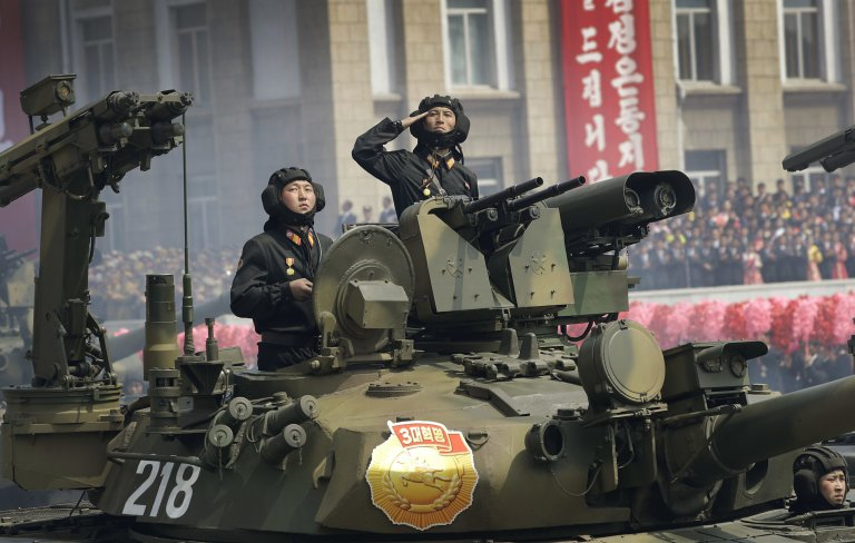 North Korea: Almost 5 Million People Signed Up To Fight Against United States