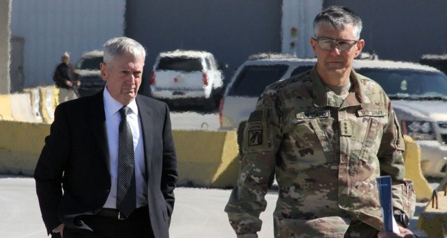 US Vows To Provide Air Support For Kurdish-led Forces Advancing On Deir Ezzor