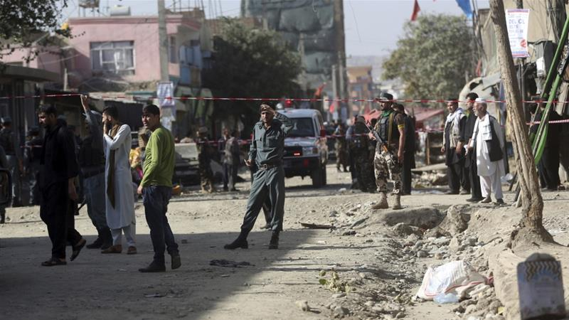 ISIS Carried Out Another Suicide Attack In Afghanistan Capital
