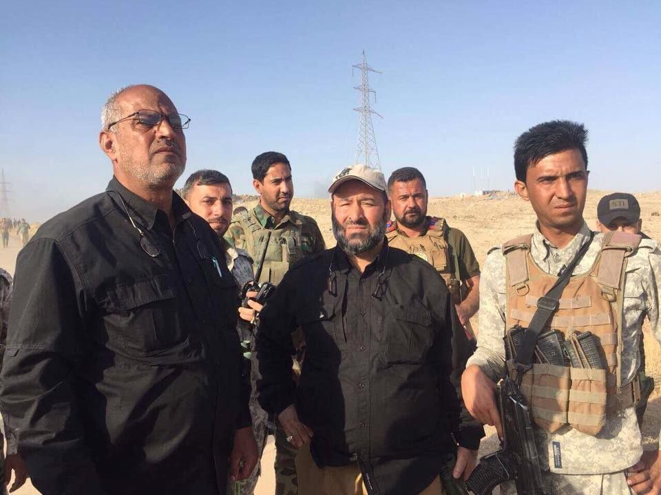 Iraqi Forces Liberate Al-Abbasi Town Northwest of Hawija (Maps, Photos, Video)
