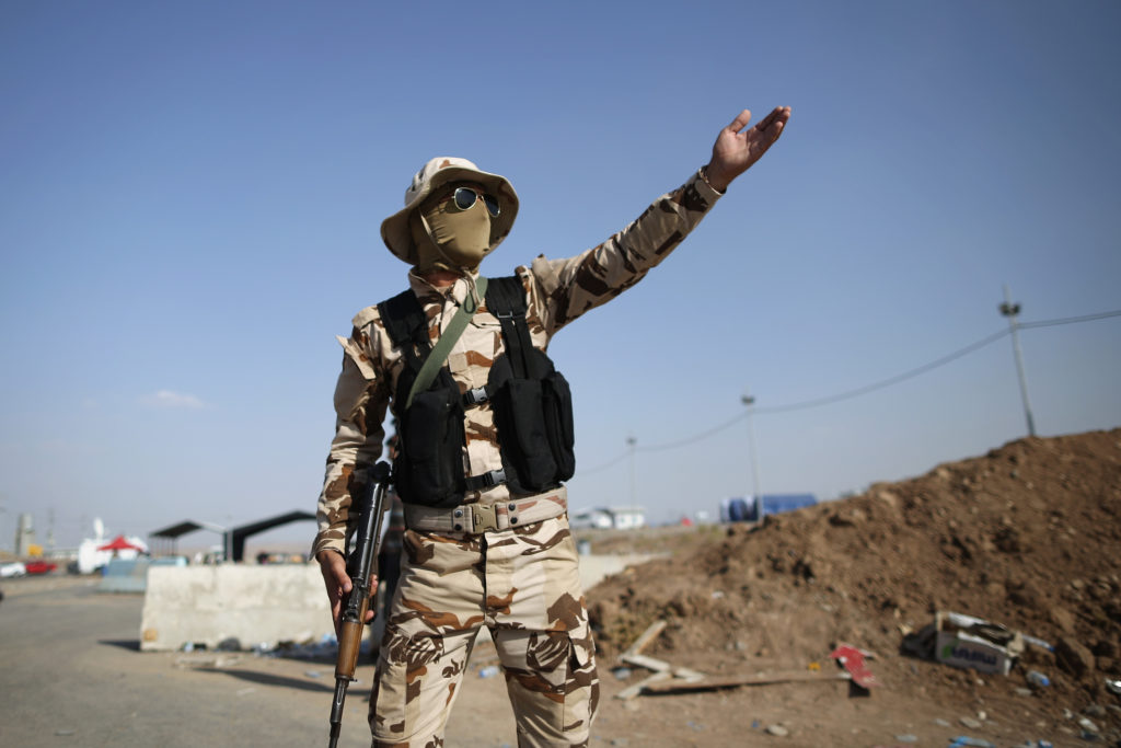 Iraqi Kurdistan To Declare Independence Unilaterally, If Baghdad Refuses Negotiate - Barzani's Spokesman