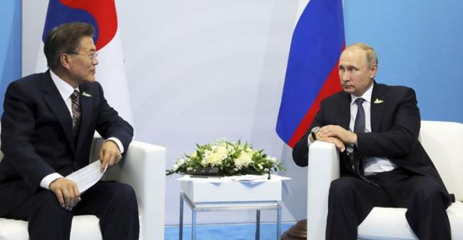 """Putin's Warning To The World: North Korea """"On The Verge Of A Large-Scale Conflict"""""""
