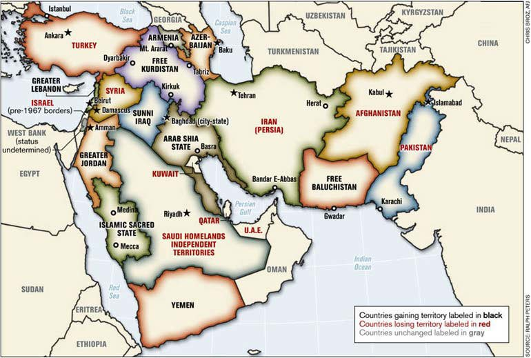 Middle East and Asia Geopolitics: Shift in Military Alliances?