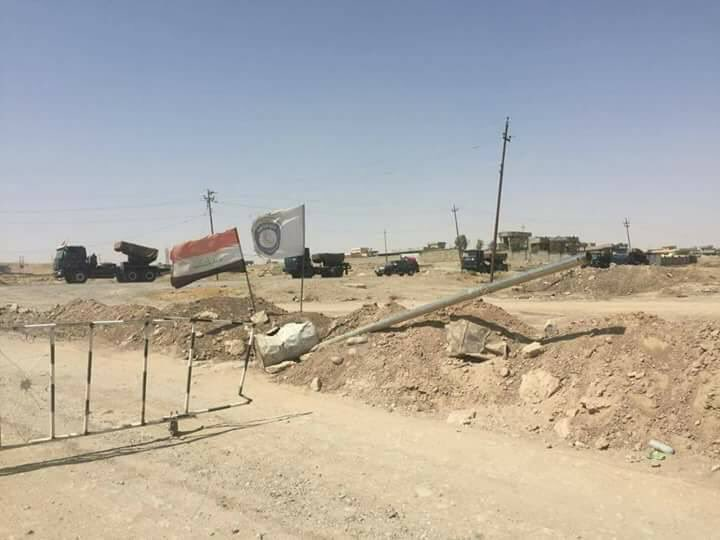 42,000 Iraq Troops To Participate In Upcoming Anti-ISIS Operation In Al-Hawijah