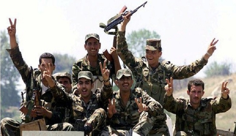 Signs Of De-Escalation: Syrian Army Discharges Hundreds Of Reserve Officers