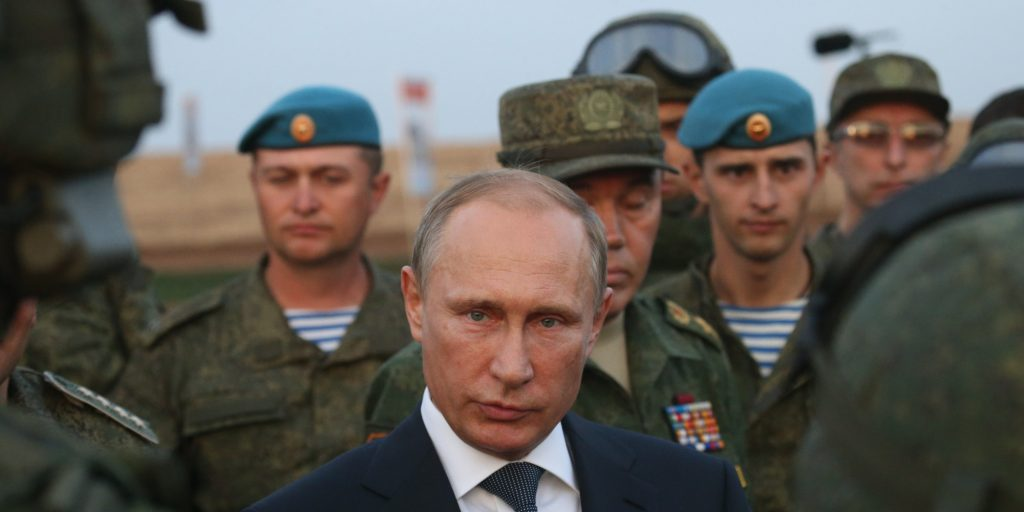 Putin Congratulates Syria With Strategic Victory In Deir Ezzor