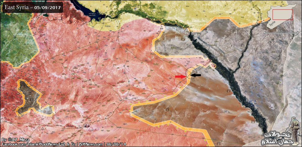 Syrian Army Recaptured Bir Ghabaghib and Advance Towards Strategic Height in Deir Ezzor