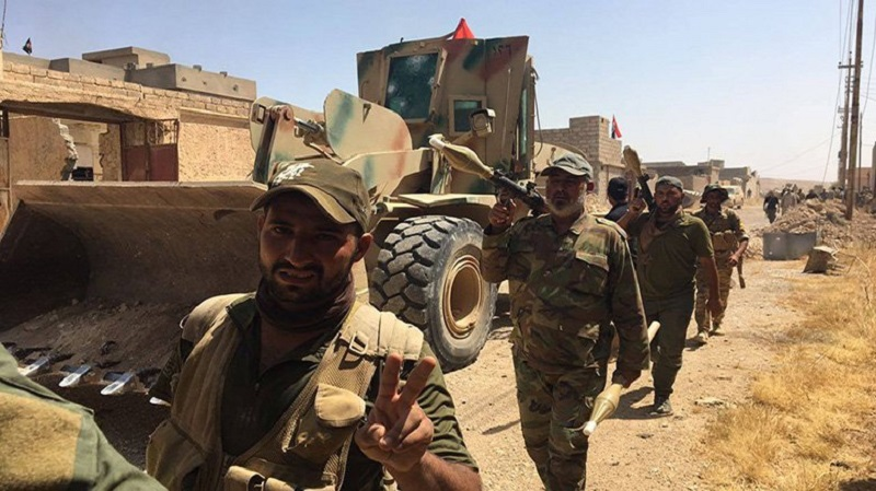 Iraqi Forces Redeploy From Tal Afar To Al-Hawija Ahread Of Large Anti-ISIS Operation