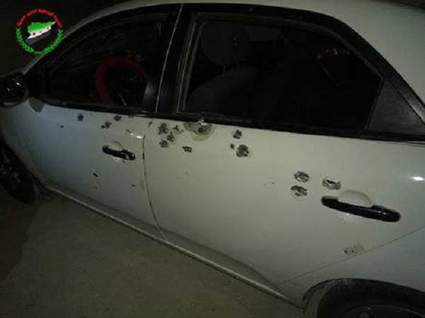 """Unknown Gunmen Attempt To Assassinate General Commander Of Newly Formed """"National Front for the Liberation of Syria"""""""