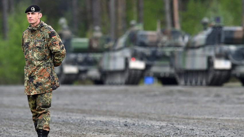 Crisis in the European Union: Brussels Sees Its Salvation in the Militarisation of the EU