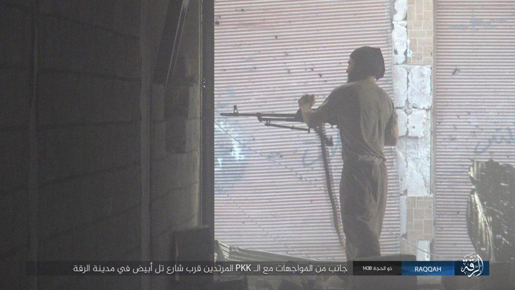 Syrian Democratic Forces Advance Towards Al-Suwar Town, Away From Deir Ezzor City