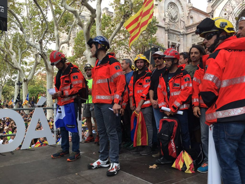 Tensions Grow In Spain As Catalonia Pushes For Independence Referendum