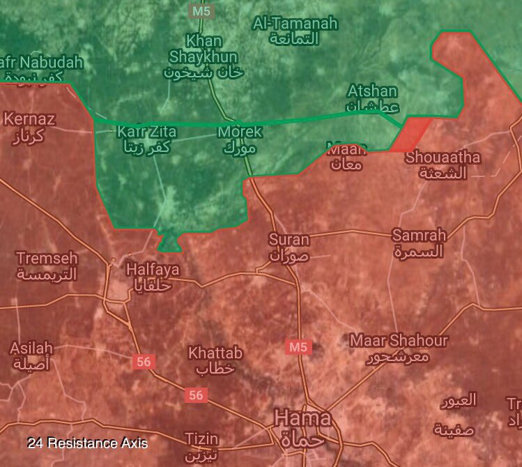 Syrian Army Capture Two Villages In Northern Hama From Hayat Tahrir al-Sham (Photos, Video, Maps)