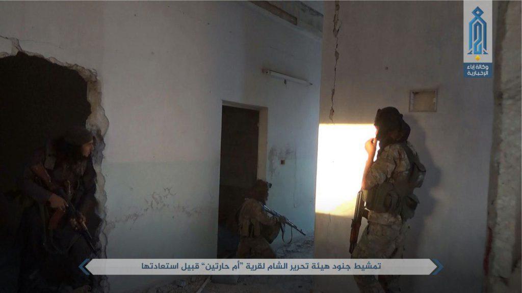 Hayat Tahrir al-Sham Seizes Back Villages It Lost In Northern Hama. Russian Air Power Purges 75 Militants In Eastern Idlib