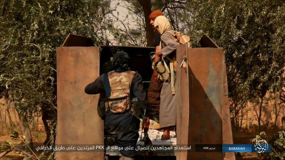 ISIS Ambushes SDF Convoy North Of Deir Ezzor. US-backed Forces Reach al-Suwar Town (Photos)