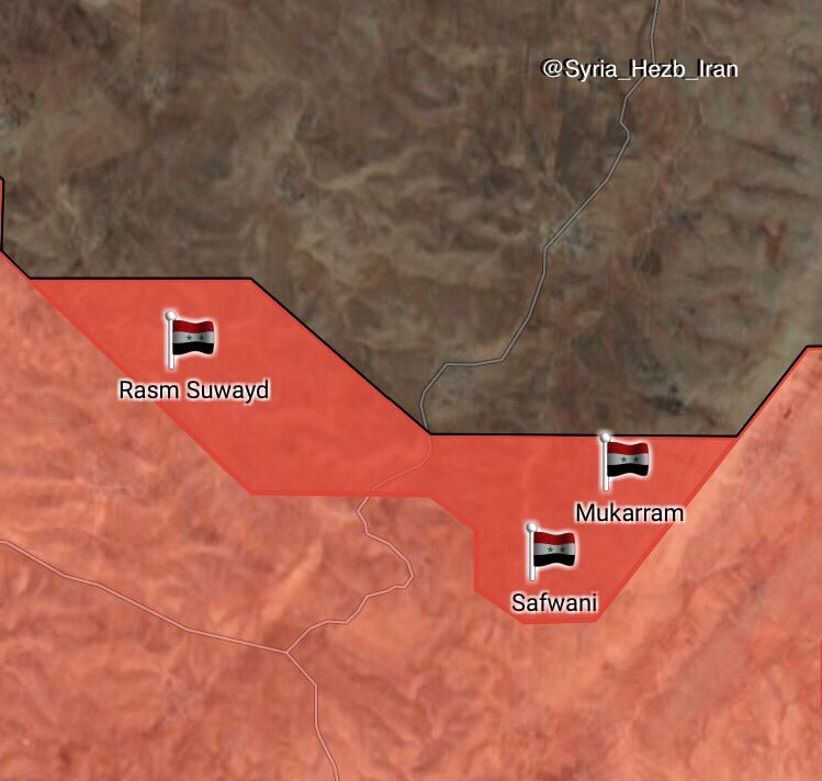 Syrian Army Captures Five More Villages In Eastern Homs From ISIS