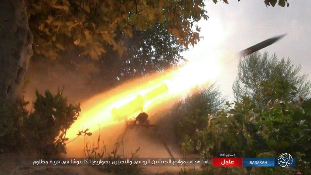 Overview Of Battle For Deir Ezzor On September 24, 2017 (Map, Videos, Photos)