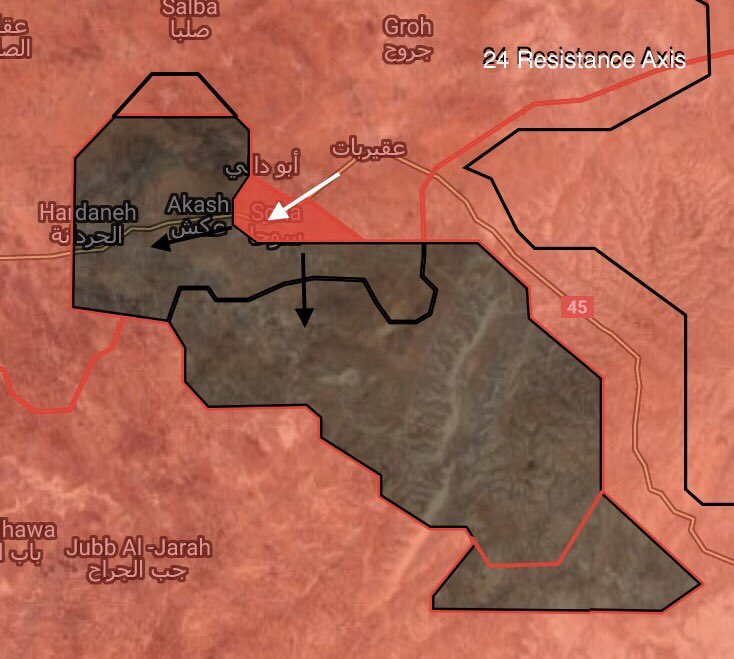 Syrian Government Forces Liberate Soha Village In Eastern Salamiyah Pocket (Maps)