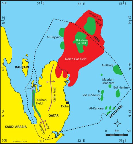 MIDDLE EAST AND ASIA GEOPOLITICS SHIFT IN MILITARY ALLIANCES - Map of us bases in the middle east