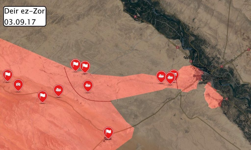 Syrian Army Reached Deir Ezzor City And Reportedly Broke ISIS Siege (Videos, Maps)