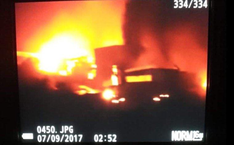 Israel Responds To Syrian Army Advance Against ISIS In Deir Ezzor, Strikes Syrian Military Facility In Masyaf
