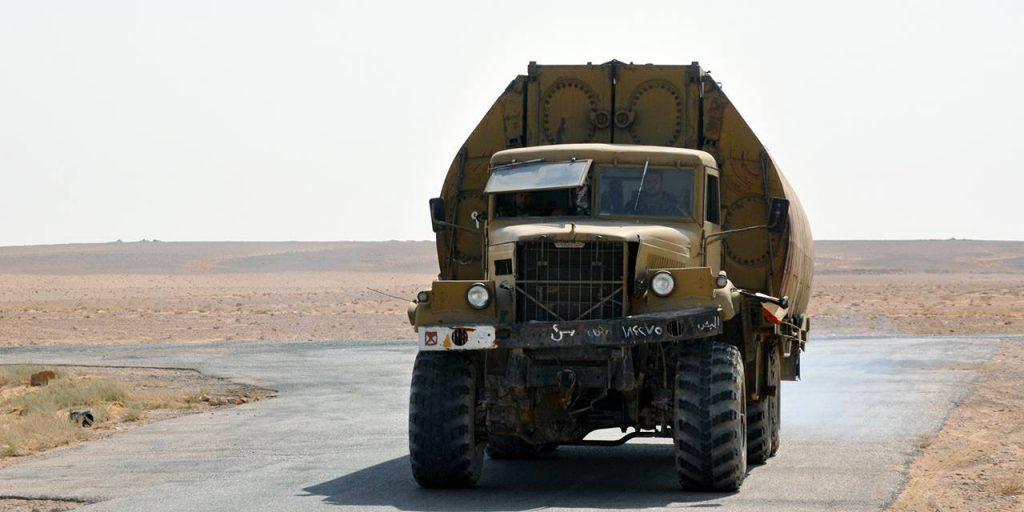 Syrian Military Prepares To Cross Euphrates River In Deir Ezzor Area, Deploys Pontoon Bridges, Boats (Photos)