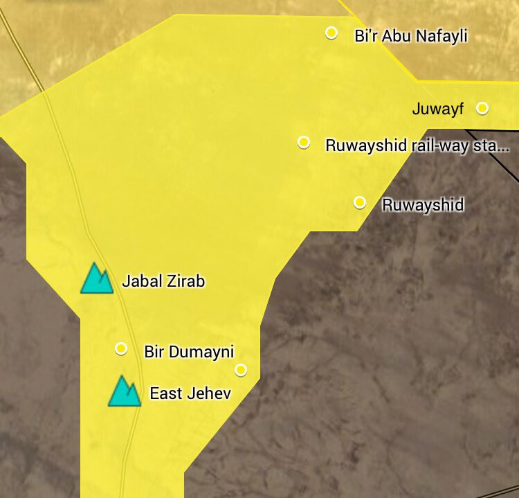 Syrian Democratic Forces Captured 150km2 From ISIS In Deir Ezzor Countryside (Maps)