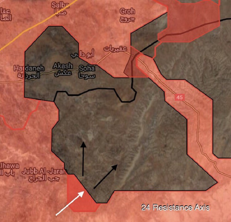 Syrian Army Troops Liberate 3 More Villages From ISIS In Eastern Salamiyah (Maps)