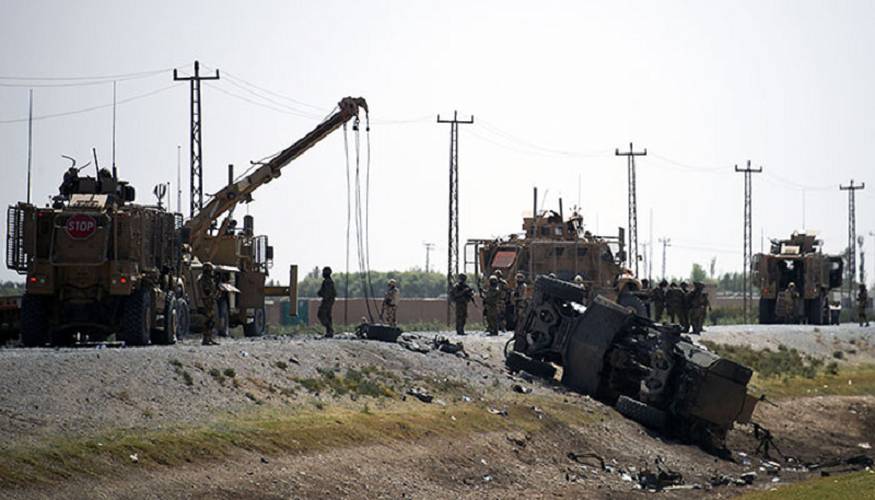 Taliban Attacks NATO Convoy In Afghanistan With SVBIED, Claims 7 NATO Soldiers Killed
