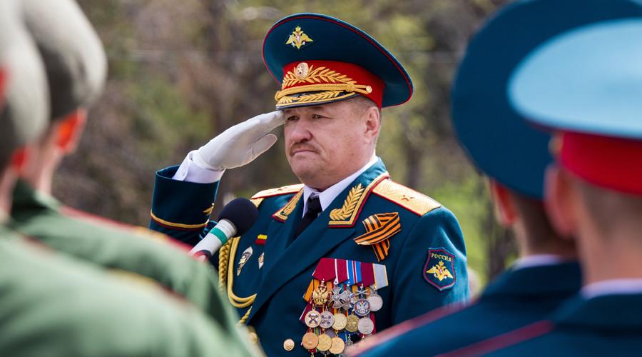 Treachery - Cause Of Russian Top General Death In Syria: Russian Senator