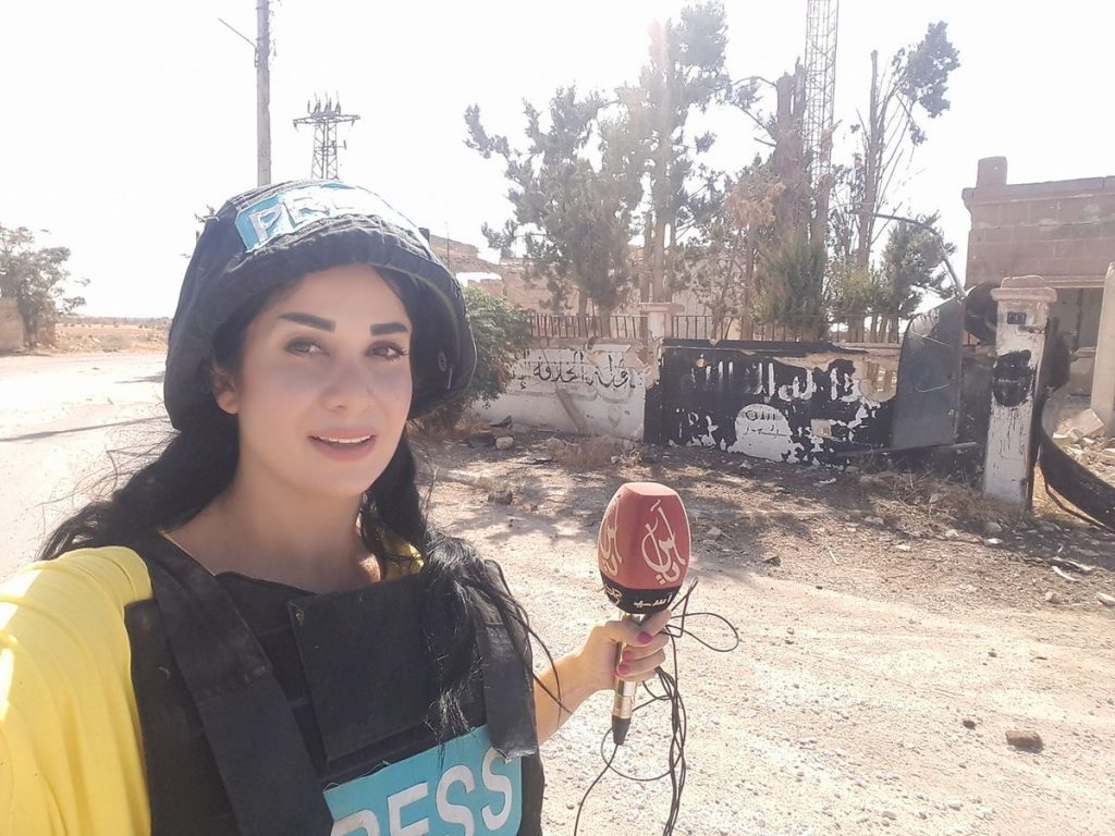 Photos, Videos From Uqayribat Town Liberated From ISIS