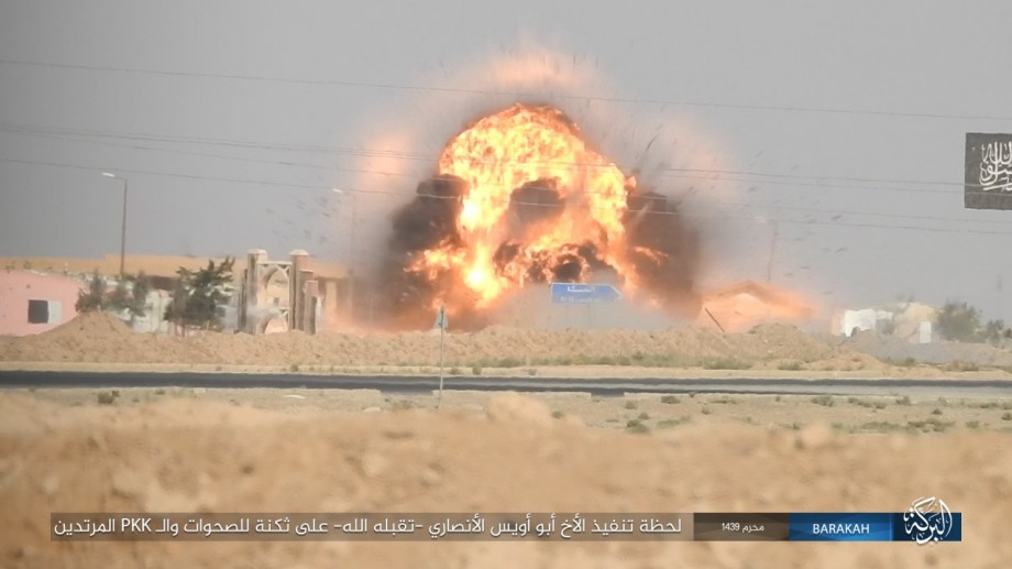 Syrian Democratic Forces Storming Important Al-Suwar Town In Deir Ezzor Province (Photos)