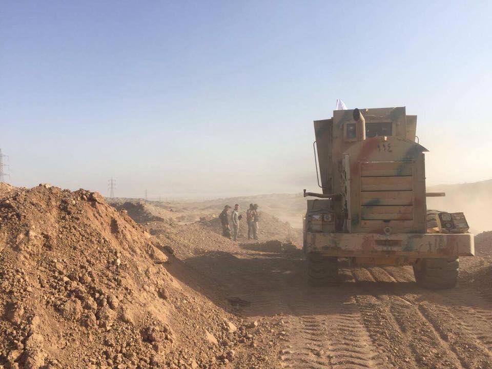 Iraqi Forces Liberate Al-Abbasi Town Northwest of Hawija (Maps, Photos, Video)
