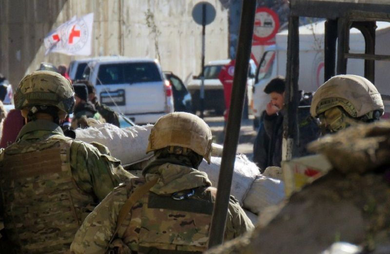2 Russian Military Servicemen Killed In Syria's Deir Ezzor Province