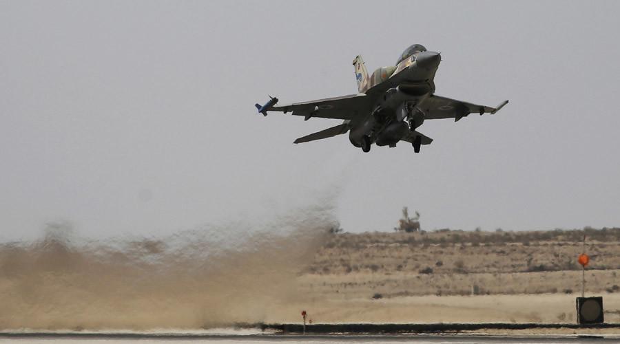 Israeli Airstrikes Hit Gaza Strip Following Rocket Attack (Video, Photos)