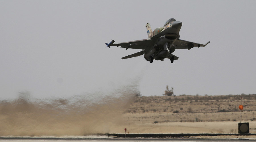 Israel Responds To Syrian Army Advance Against ISIS In Deir Ezzor, Strikes Syrian Military Facility In Masyaf