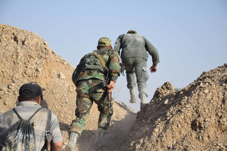Syrian Army Captures 2 More Villages From ISIS In Eastern Hama