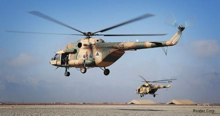 Taliban Claims Downing Of Two Helicopters In Afganistan's Daikundi Province