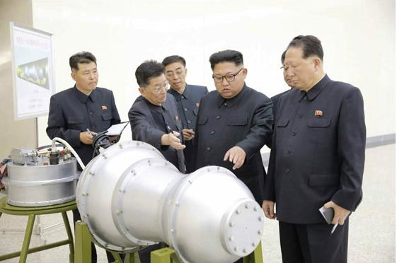 North Korea Tested Hydrogen Bomb Which Can Be Used For ICBM Purposes