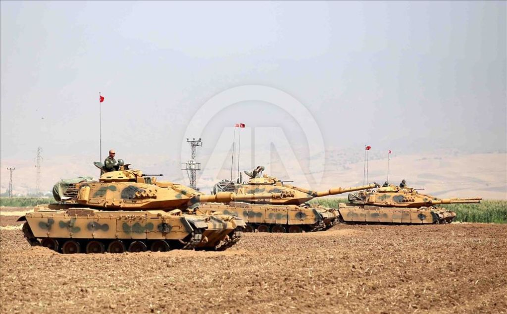 Turkey Boosts Military Drills On Border With Iraqi Kurdistan Region (Photos)