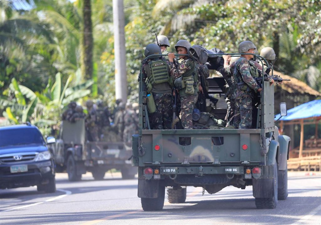 "3 Philippine Soldiers Killed, 52 Others Injured In Marawi Battle ""Toughest Fighting Yet"""