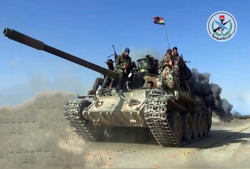 ISIS Pocket Shrikns In Eastern Hama, Syrian Army Liberates 5 More Villages