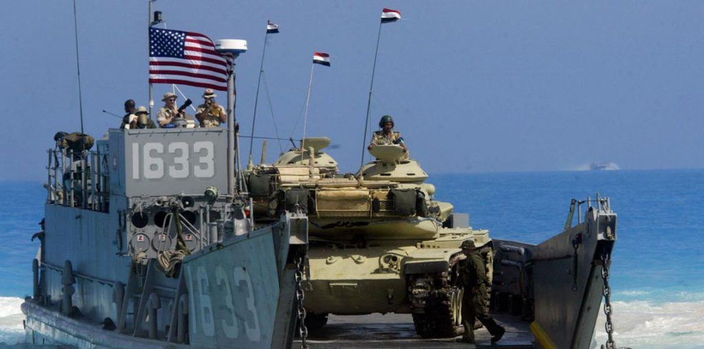 Egypt: Anti-ISIS Operation In North Sinai, Joint Exercises With US Military, Visit Of Hamas Leadership