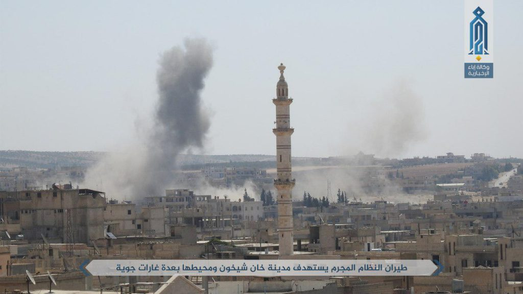 Al-Qaeda & Allies Launch Attack In Northern Hama In Fierce Attempt To Assist Anti-Government Forces In Battle For Deir Ezzor (Video, Photos)