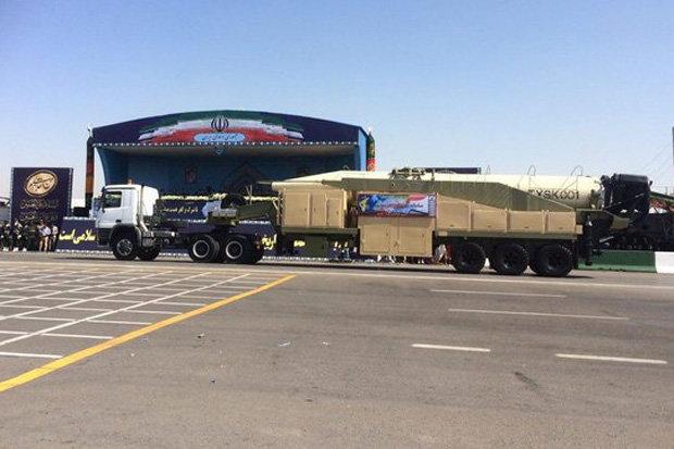 Iran Unveils 2,000km-Range Ballistic Missile Following Trump's 'Ignorant' UN Speech