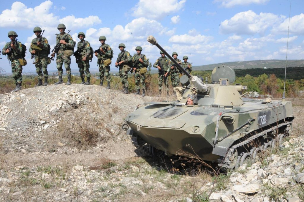 Egyptian, Russian Paratroopers Conducted Joint Military Drills In Novorossiysk (Photos)