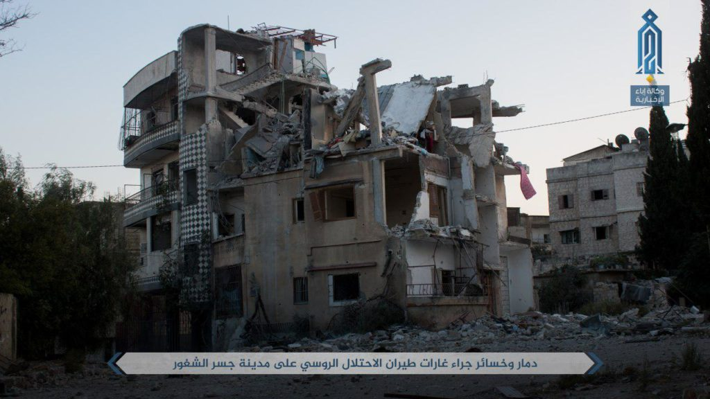 Jaysh al-Nasr Repels Syrian Army Attack In Northern Hama (Photos)